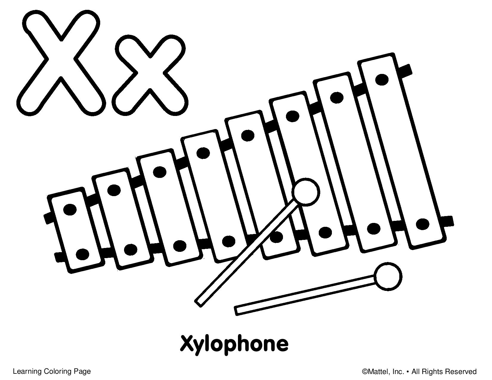 1650x1275 Alphabet Coloring Pages For Toddlers