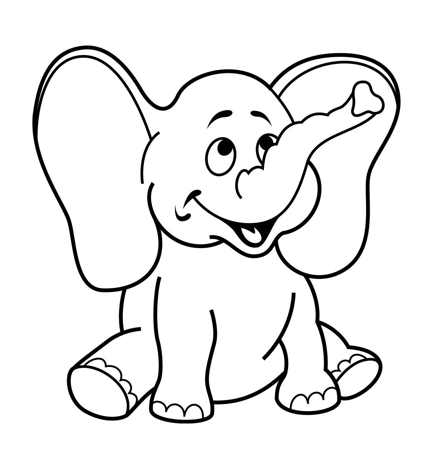 1417x1535 Coloring Pages For 3 5 Year Olds Coloring Pages For Kids And All