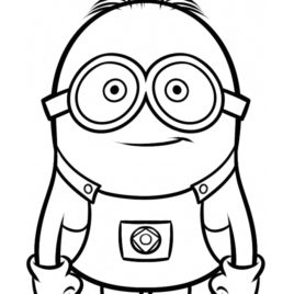 268x268 Download 3 Year Old Coloring Pages