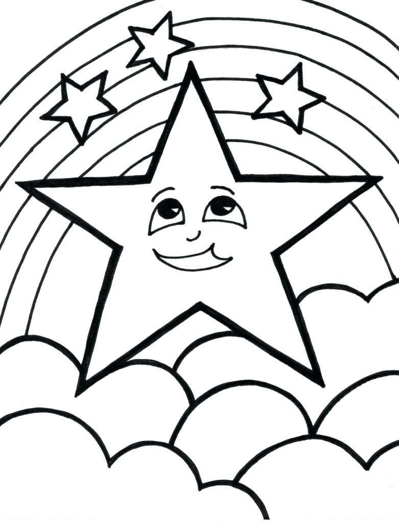 782x1024 Great 3 Year Old Coloring Pages For Your Kids With Easy 4 Olds