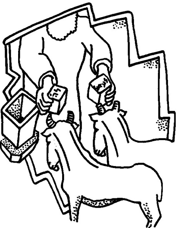570x729 Great High Holy Days (Yom Kippur) Coloring Pages For Kids