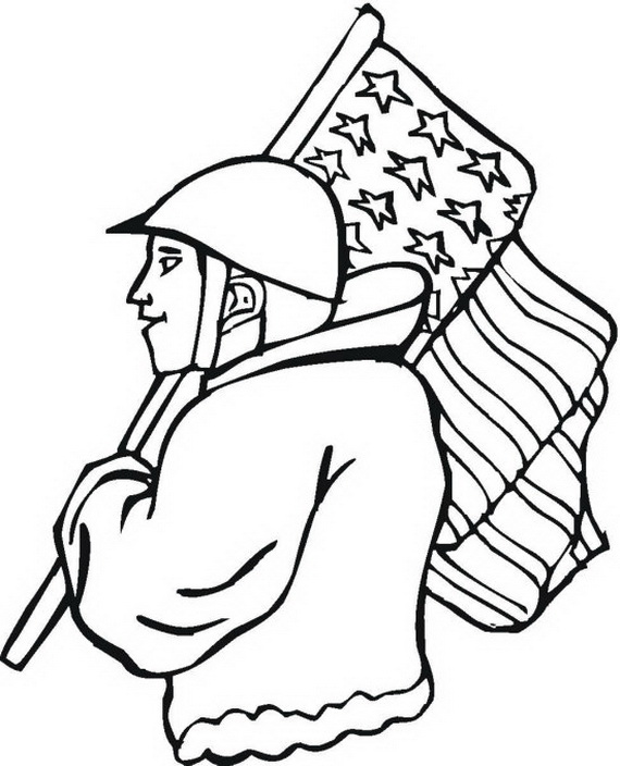 570x704 more coloring pages for veterans day