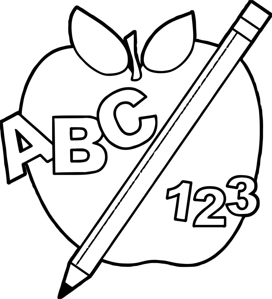 Coloring Pages 123 Free Download On Clipartmag