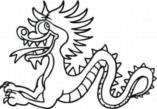 549x382 Free Happy New Year Coloring Pages