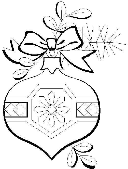 521x689 Best Christmas Tree Coloring Page Ideas