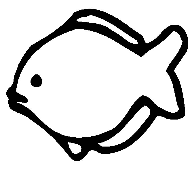 660x616 Fish Coloring Pages Print Coloring Pages Kids Printable