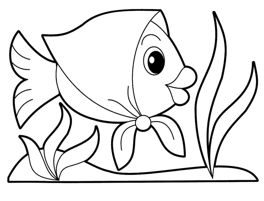1008x768 Animal Coloring Pages (4)