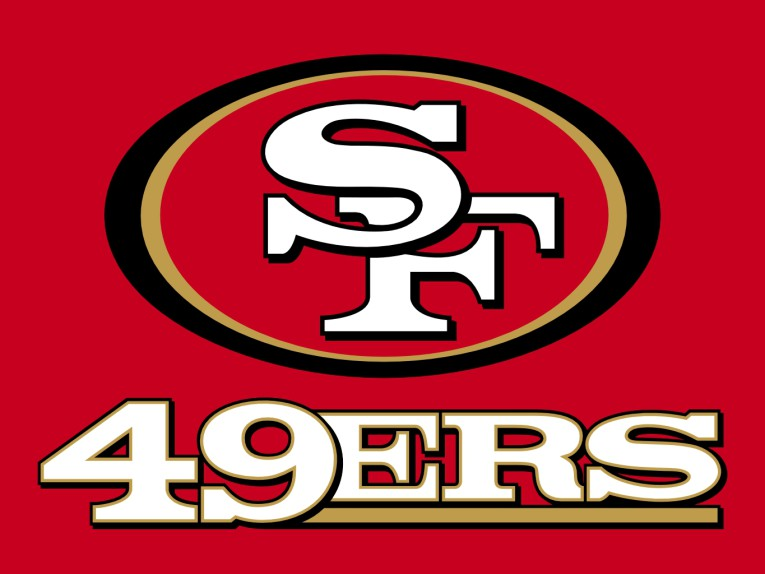 765x574 Free Coloring Pages Of 49ers Logos San Francisco 49ers Logo