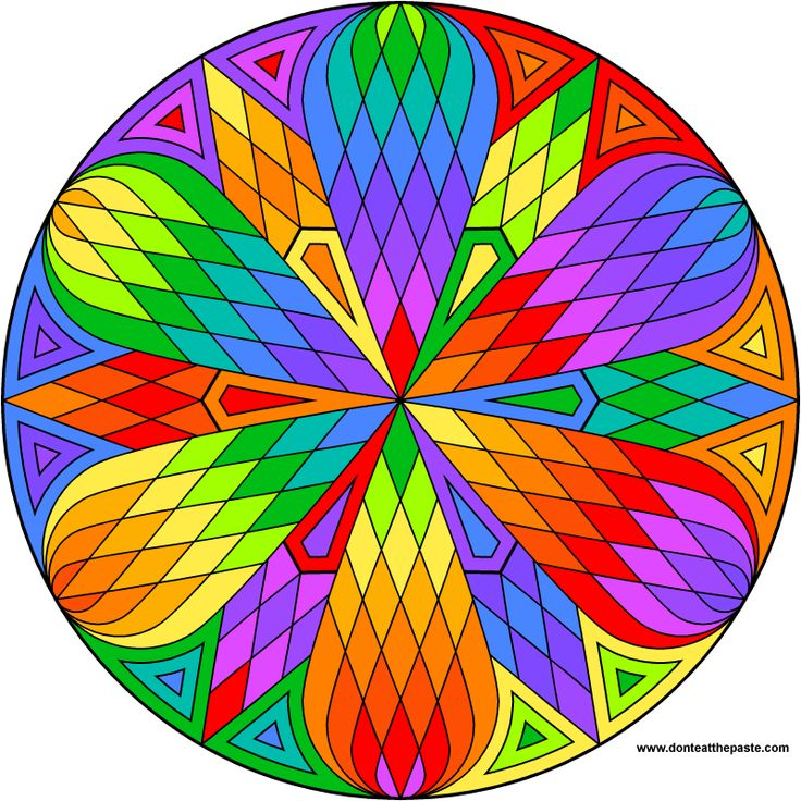 736x736 1000 Ideas About Mandalas To Color Mandala Colored