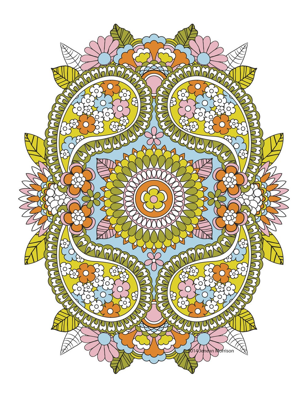 1000x1287 colored coloring pages lovely flower designs coloring book
