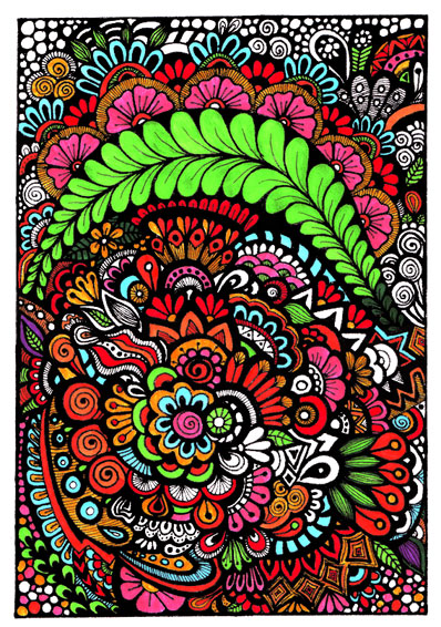 398x566 Free Coloring Pages Zendoodle Art Amp Stuff
