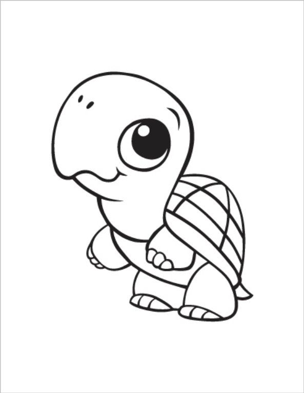 Coloring Pages Animals For Adults