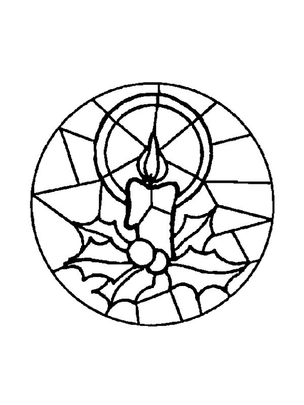 600x800 Kids N 36 Coloring Pages Of Mandala Christmas