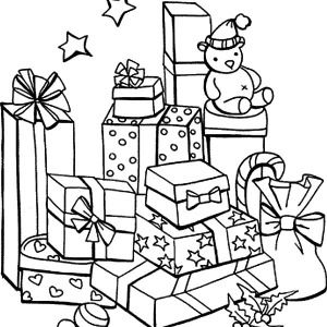 Coloring Pages Christmas For Adults | Free download best ...