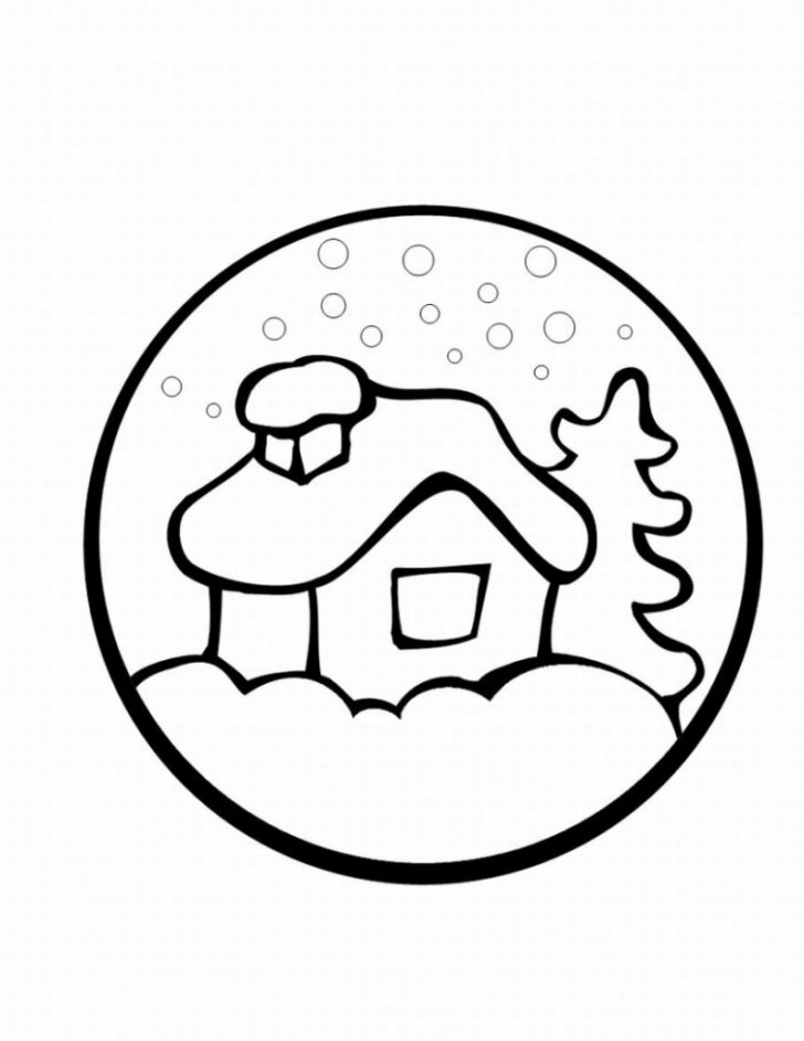 728x942 Christmas ~ Easy Christmas Drawing Coloring Pages December