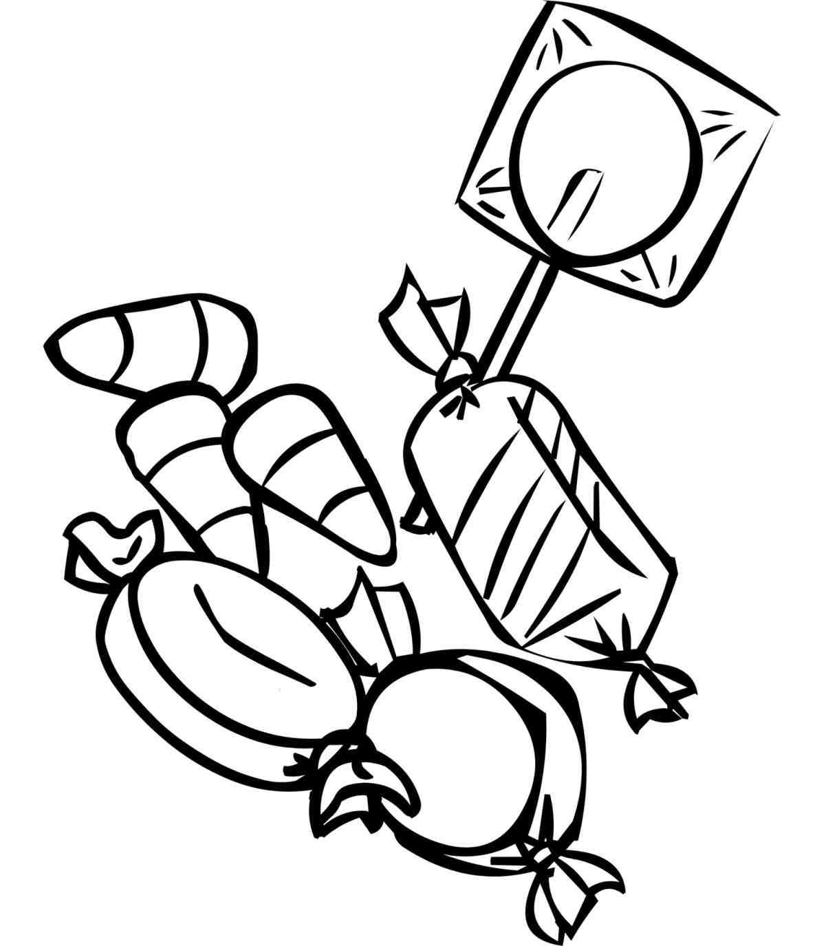 1185x1375 Christmas Candy Canes Coloring Pages Cheminee.website