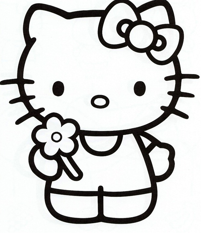 661x768 hello kitty face coloring pages many interesting cliparts