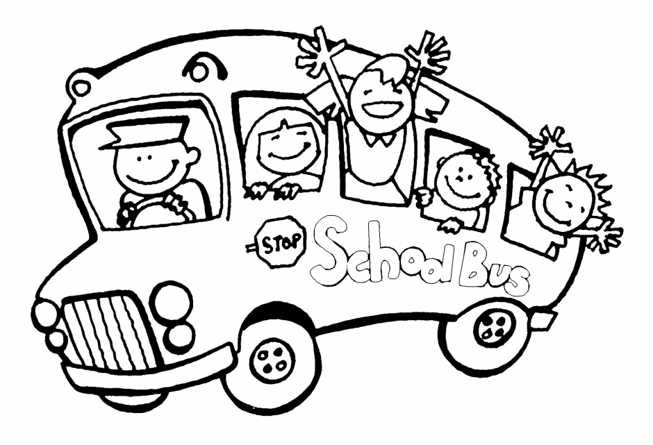 940x641 Welcome Back To School Coloring Pages