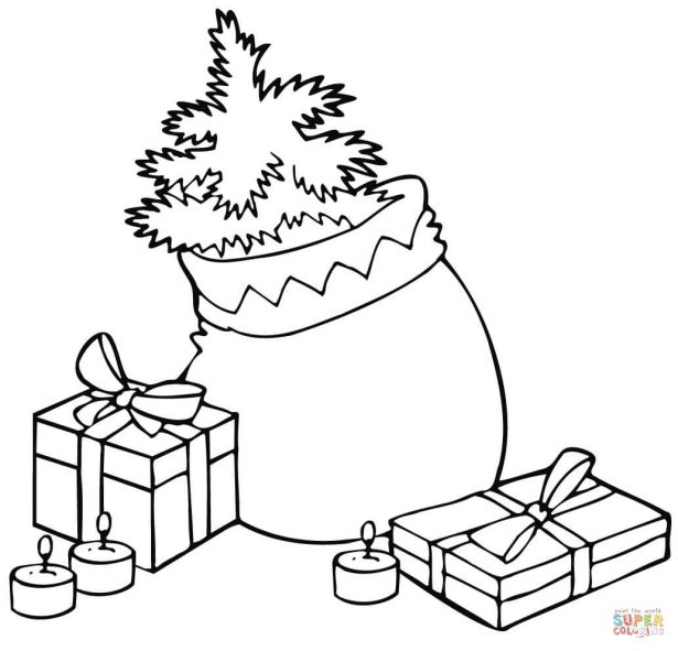615x591 Coloring Pages Kids Christmas Coloring Pages For Adults Dr Odd