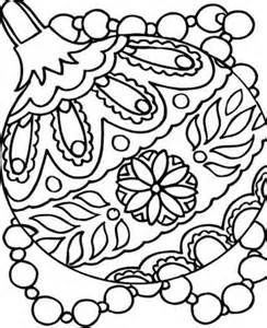 244x300 Free Christmas Coloring Pages For Adults