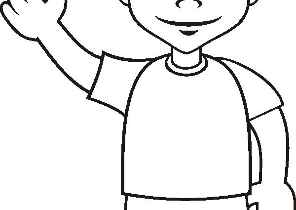 600x425 Boy Coloring Pages Print Coloring Pages Boy Coloring Sheets