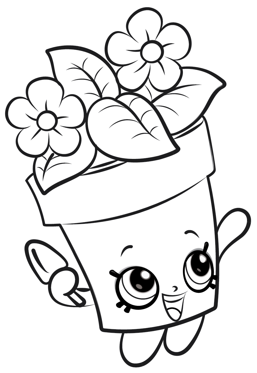 874x1270 Print Exclusive Shopkins Colouring Free Coloring Pages Shopkins