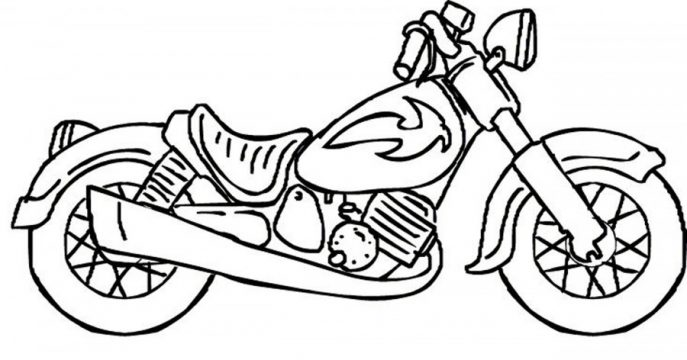 687x360 Coloring Beautiful Coloring Pages For Boys Cool P Image Gallery
