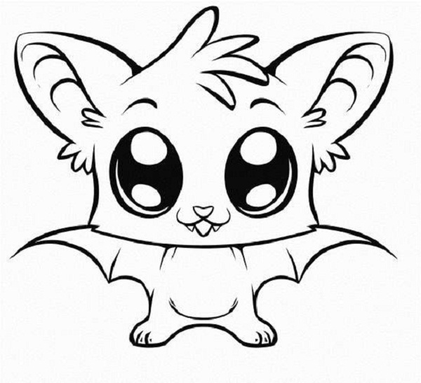 600x547 Cute Coloring Pages For Girls To Pinit For Free Cute Coloring