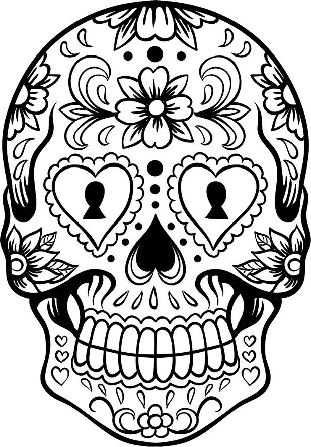 618x886 marvelous coloring pages for teens 51 on coloring books with - Cool Coloring Books
