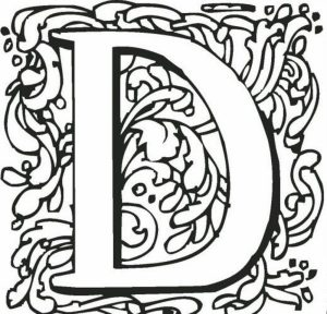300x288 Printable Coloring Pages For Teens