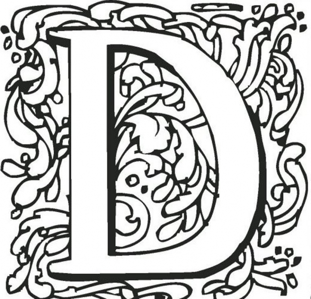 1024x984 Useful Picture Set Of Coloring Pages Teenagers Relevant