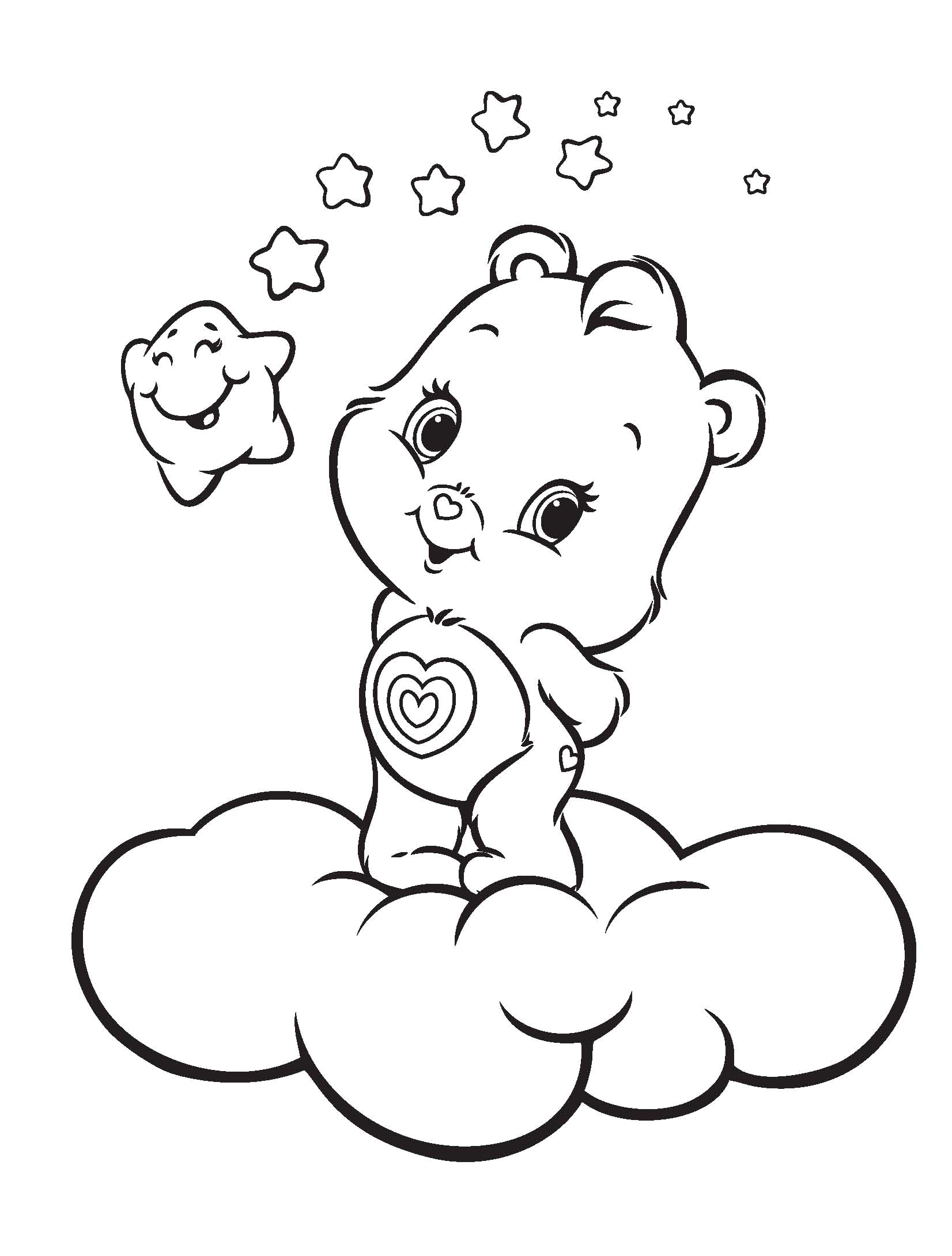 1652x2180 lofty design ideas bear coloring pages baby care bears coloring