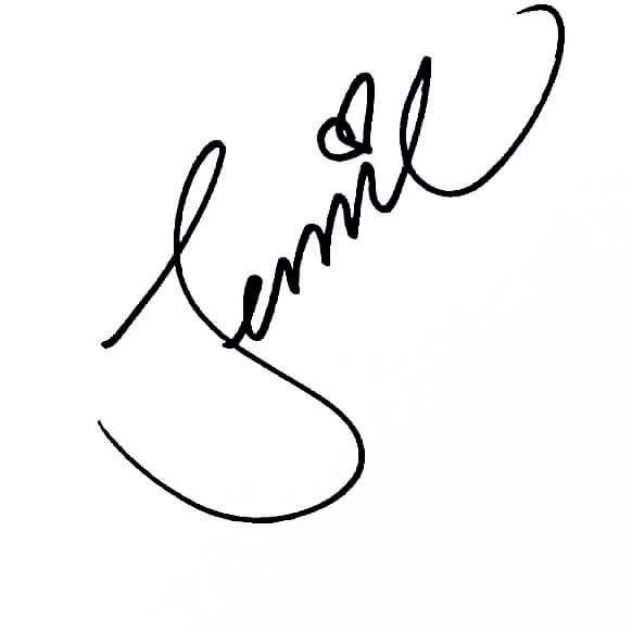 582x582 Blackpink Signatures K Pop Amino