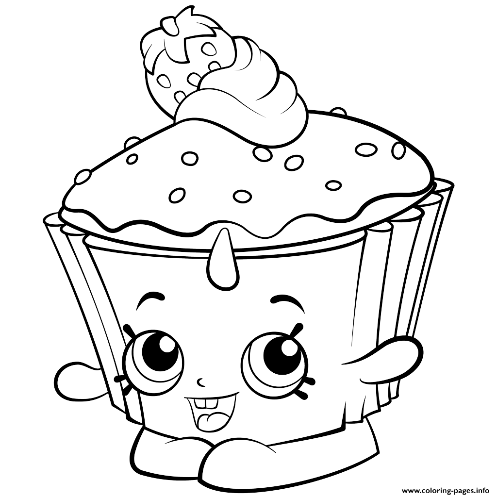 1024x1024 Print Exclusive Shopkins Colouring Free Coloring Pages Shopkins