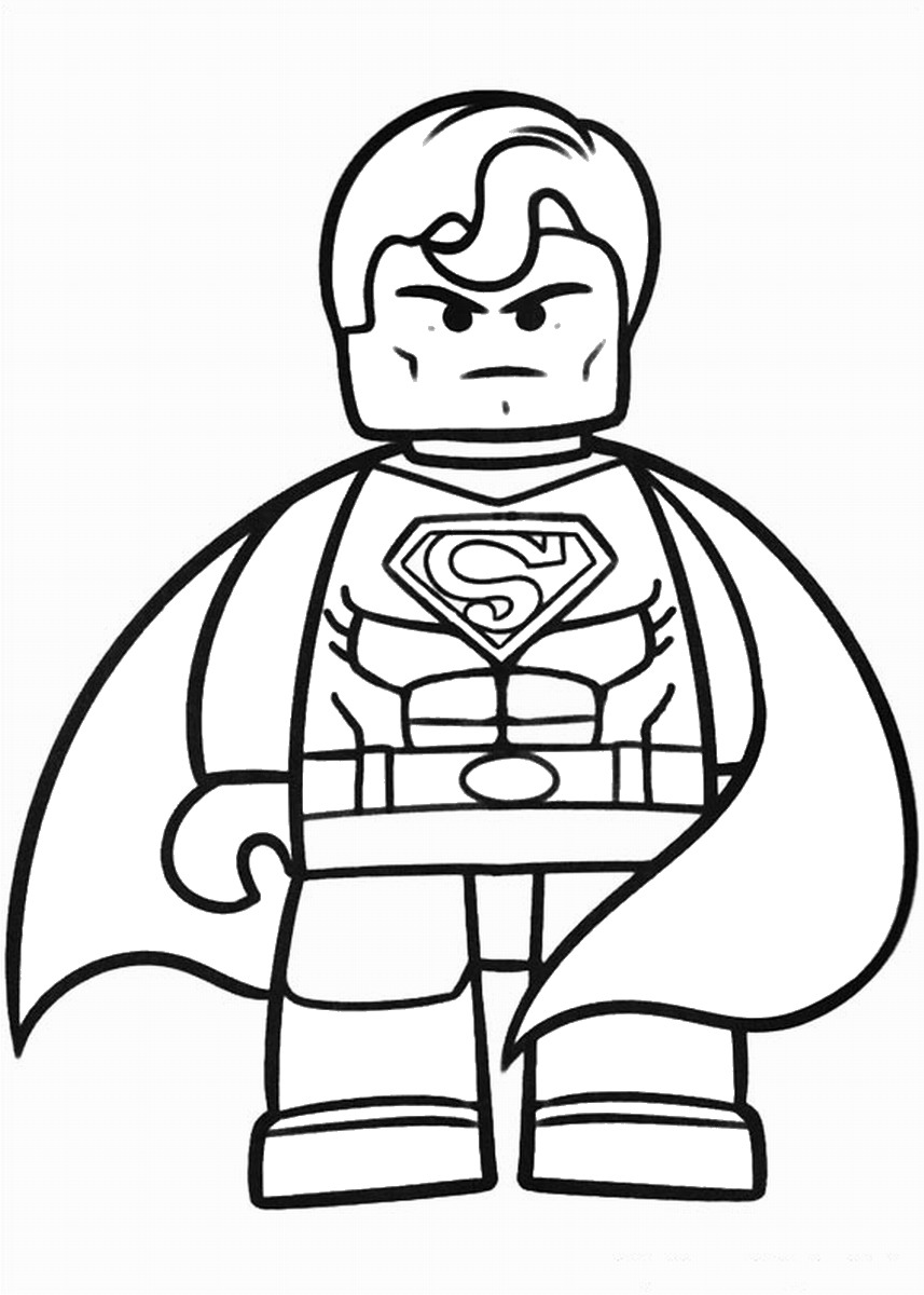 857x1200 The Lego Batman Movie Coloring Pages