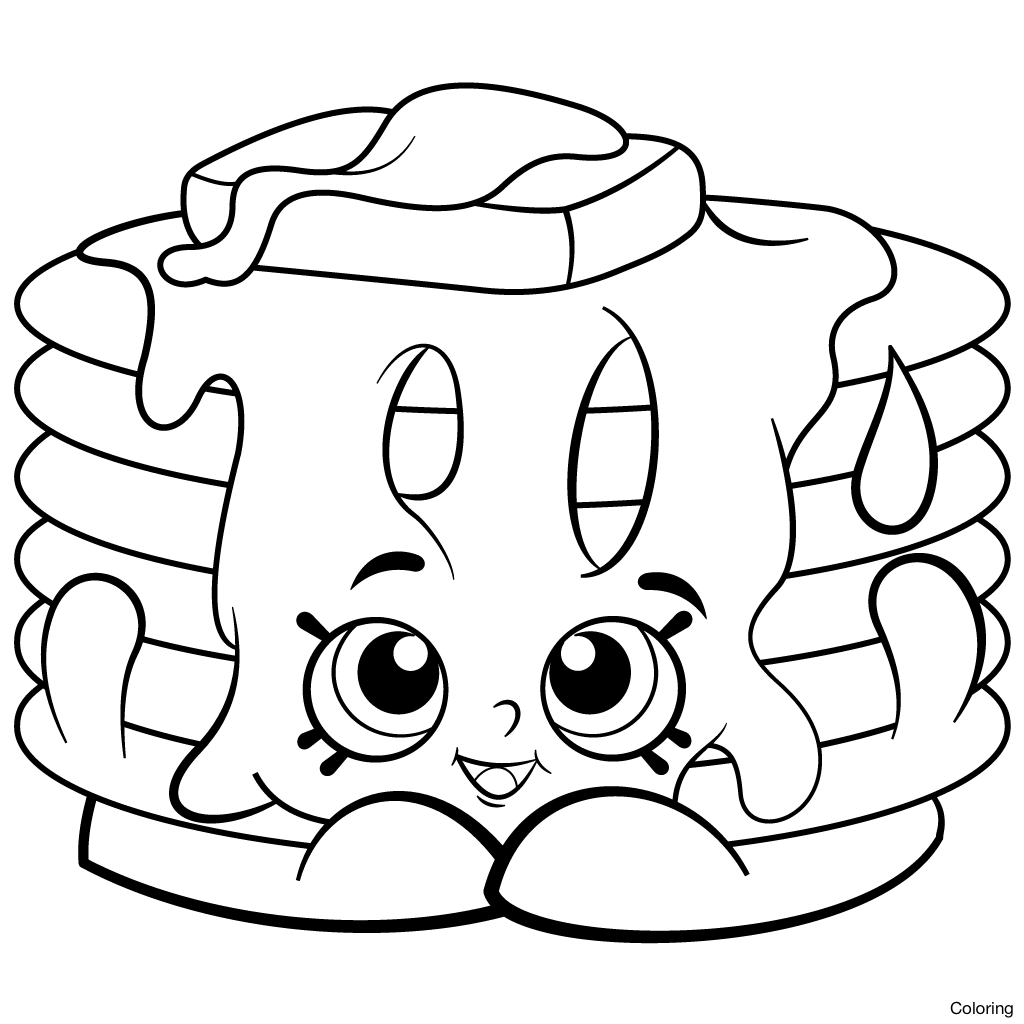 Coloring Pages Num Noms Free download on ClipArtMag