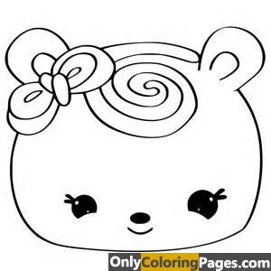 Coloring Pages Num Noms Free Download Best Coloring Pages