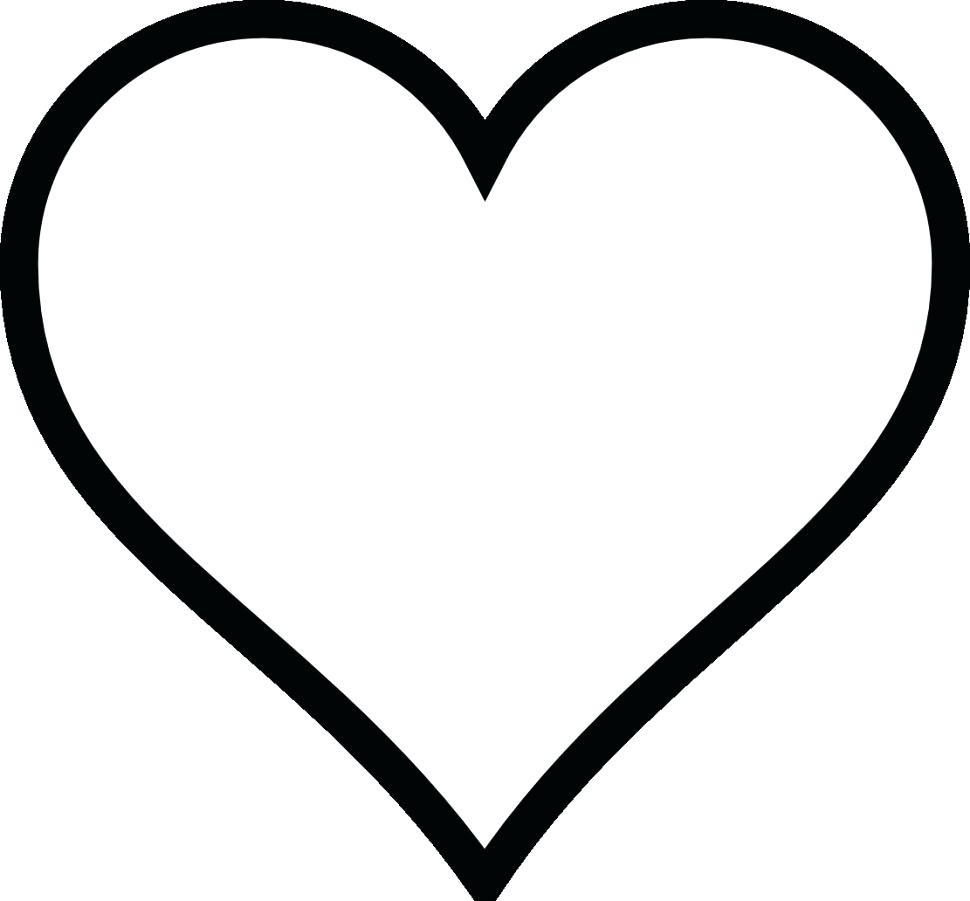 970x901 Unbelievable Love You Heart Coloring Pages With Hearts And