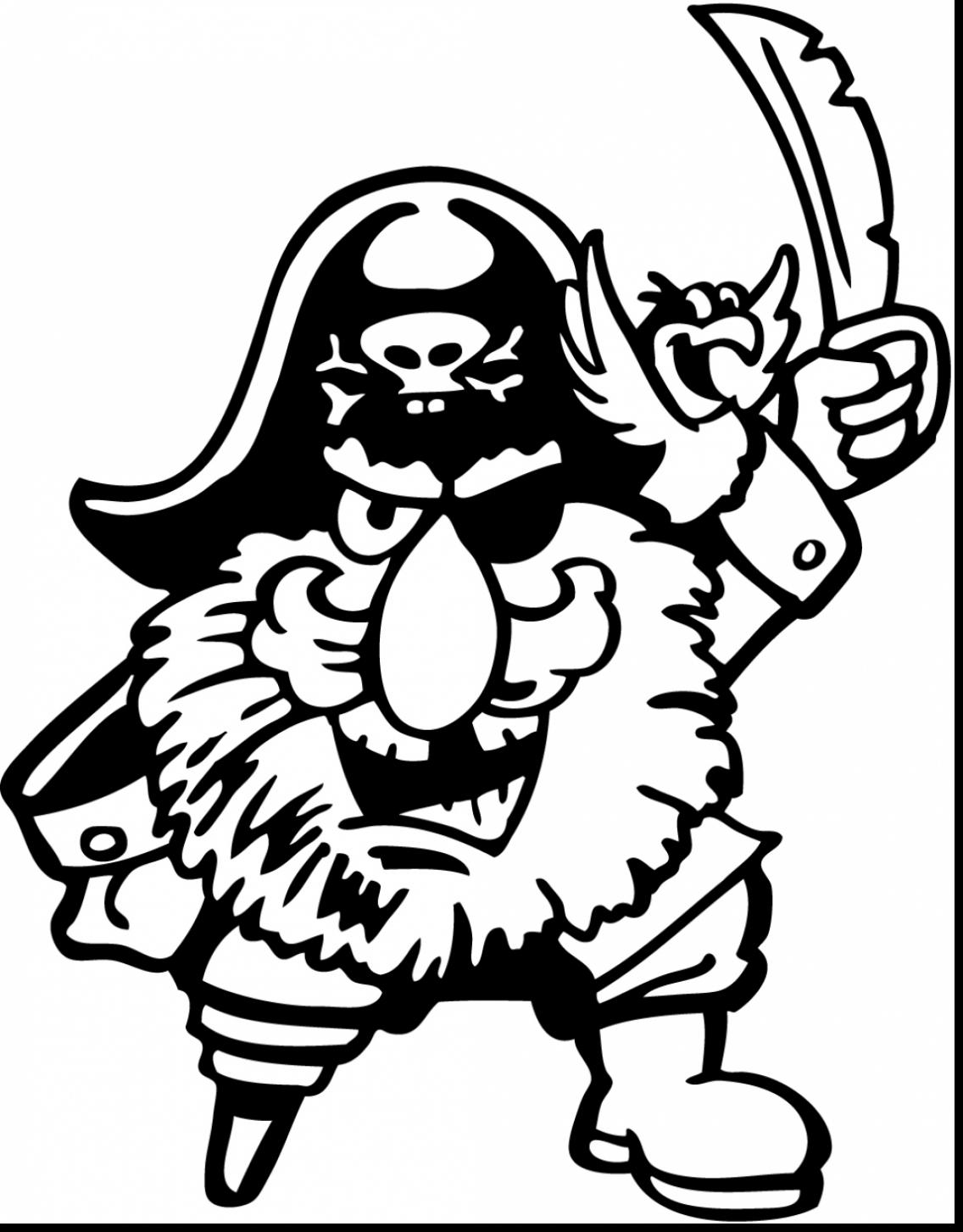 1136x1453 Excellent Kids Pirate Coloring Pages Printable With Pirate