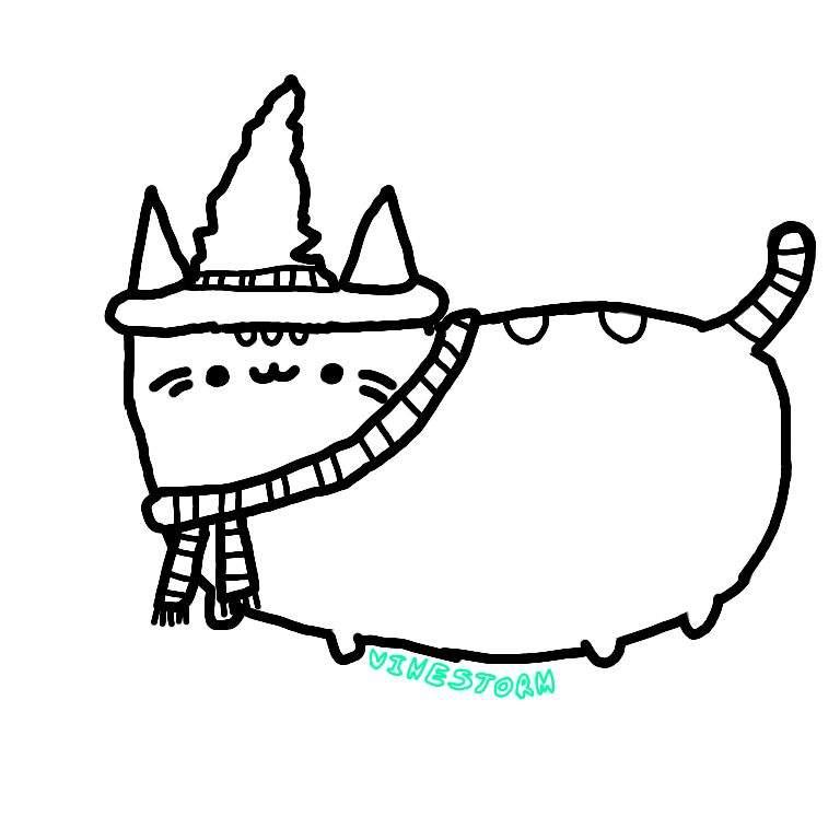 768x768 Hogwarts Pusheen Ych Pusheen The Cat Amino Amino