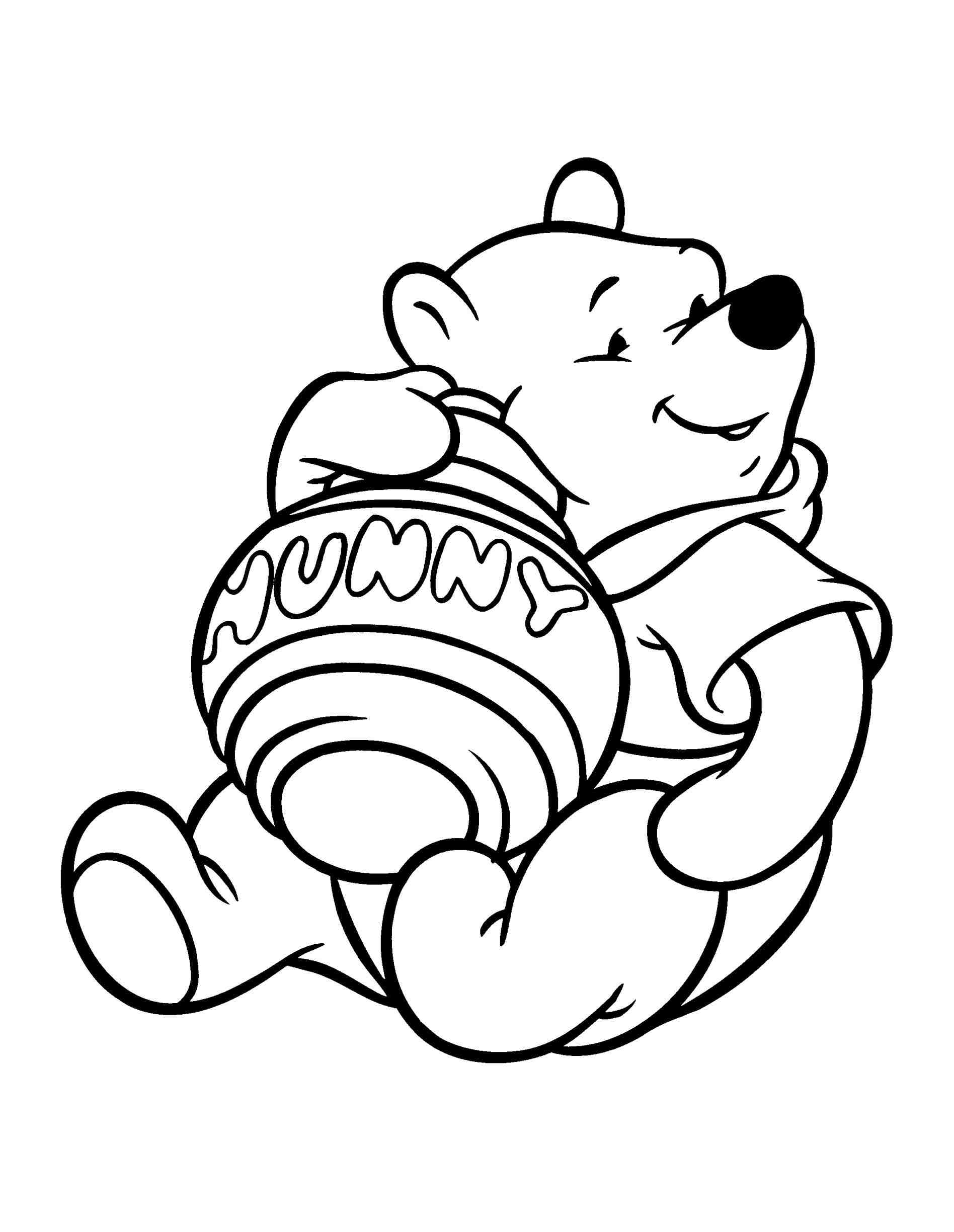1896x2449 Tigger Christmas Coloring Pages Chemineewebsite