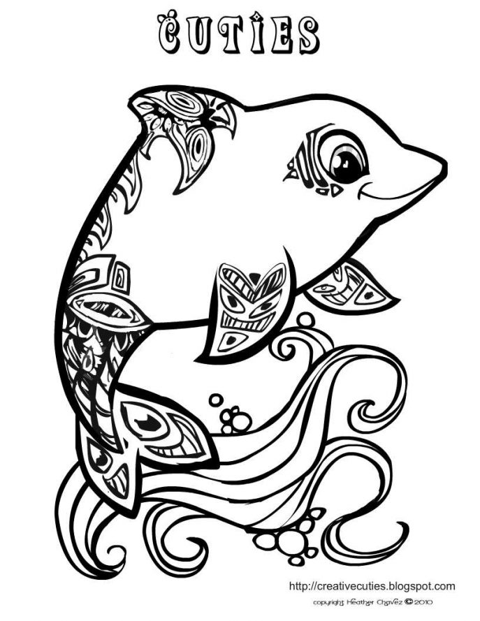 687x889 Coloring Cutemal Coloring Pages You Can Print Out Baby
