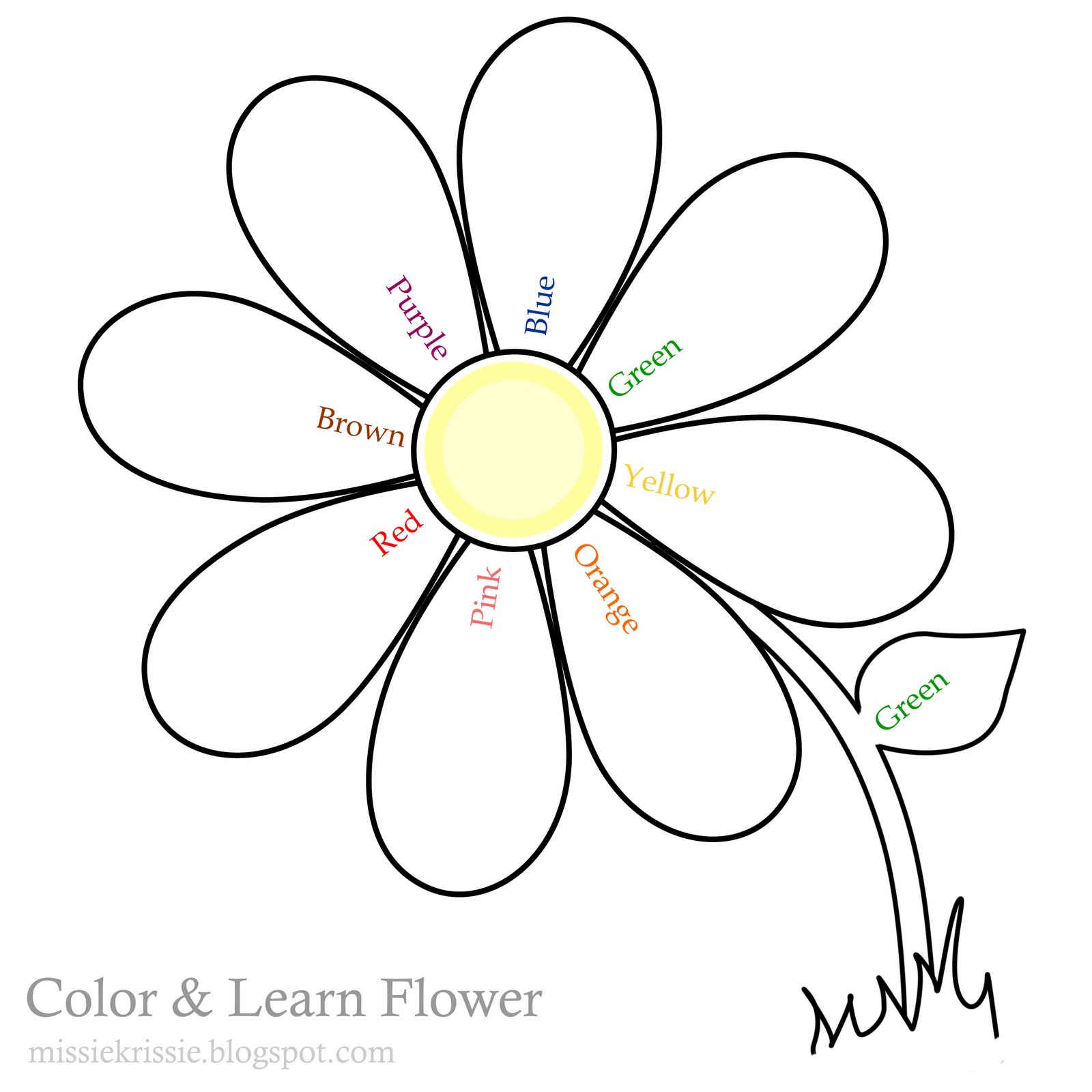 1600x1600 Fancy Flower Pictures To Print 77 On Gallery Coloring Ideas