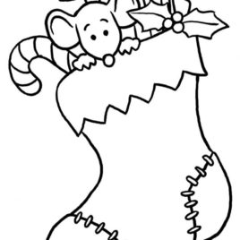 268x268 Flower Coloring Pages That You Can Print Printable Coloring