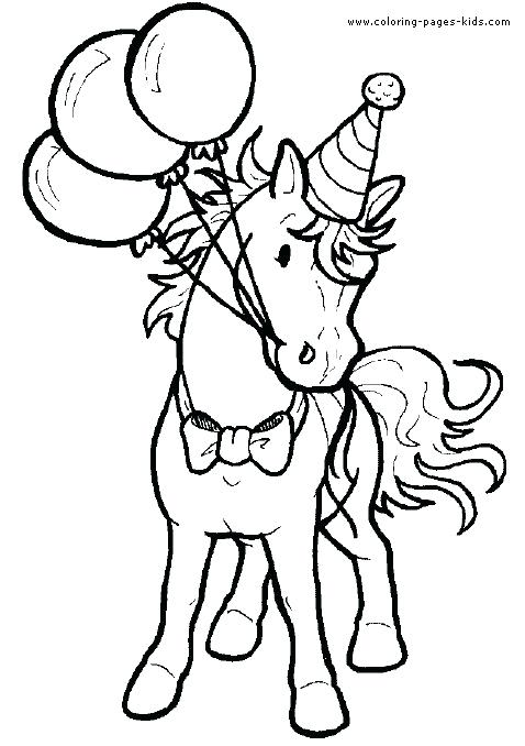478x678 Coloring Pages Of Horses