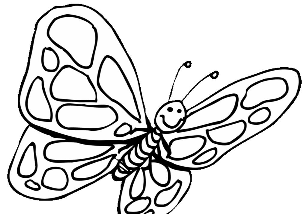 1024x715 Free Printable Preschool Coloring Pages
