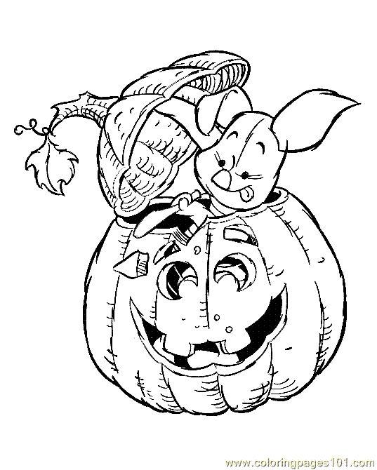 537x670 94 Best Coloring 4 Kids Halloween Images 4 Kids