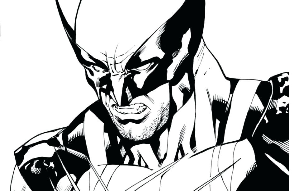 960x615 Wolverine And The X Men Free Coloring Pages Wallpaper