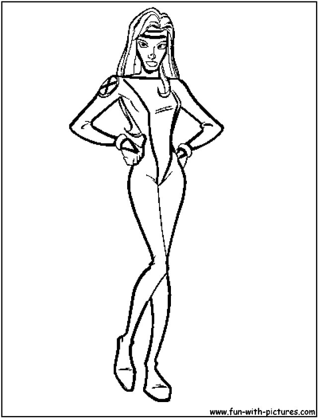 Coloring Pages X Men | Free download best Coloring Pages X Men on ...