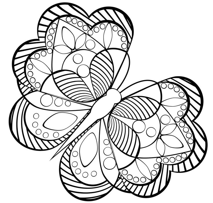 736x701 Best Geometric Coloring Pages Ideas Adult